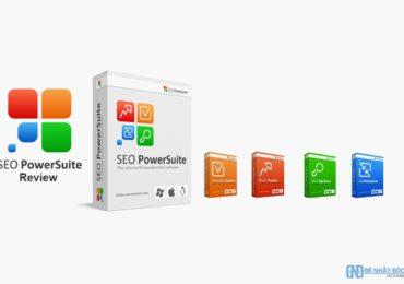 SEO PowerSuite bộ phần mềm mà Seo nào cũng cần