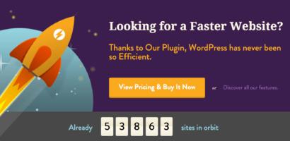 Tăng tốc Website với WP-Rocket toàn diện nhất