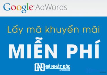 5 Cách lấy mã khuyến mãi Google AdWords miễn phí