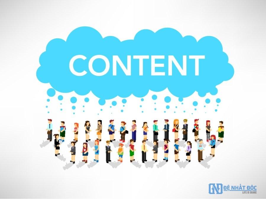 Viết nội dung thu hút người dùng và thường xuyên