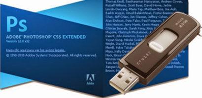 Chia sẻ Adobe Photoshop CS5 Protable không cần cài đặt