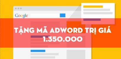 Mã khuyến mại Google Adwords là gì? Cách nhận và sử dụng
