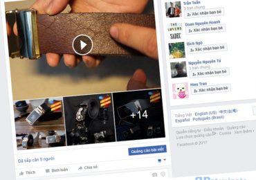 Thủ thuật đăng Video và hình ảnh cùng lúc nên Fanpage phần 2