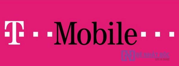 T-Mobile sử dụng màu hồng để gây sự chú ý