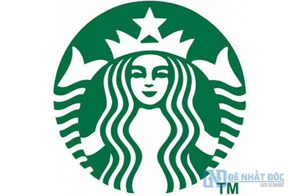 Logo Starbucks xanh là một tham chiếu đến các trường Đại học San Francisco