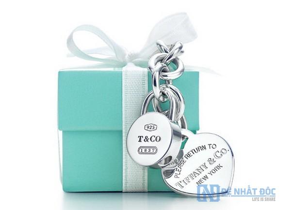 Tiffany đã đăng ký nhãn hiệu màu xanh riêng của mình