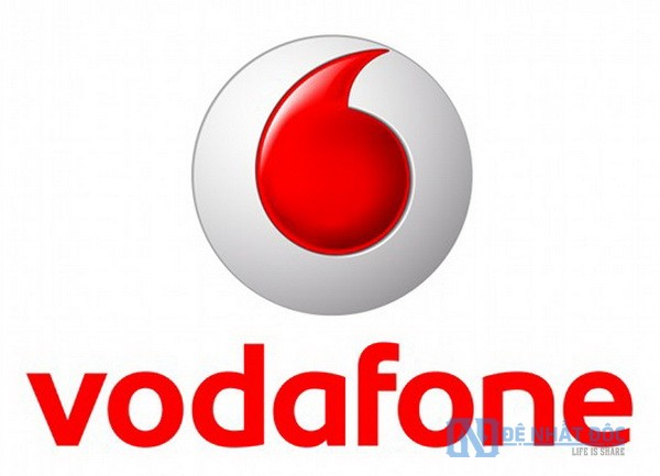 Màu của logo Vodafone được thiết kế để biểu đạt giao tiếp và sự tinh tế