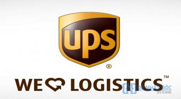 UPS sử dụng màu nâu gợi cảm giác đơn giản và trung thực