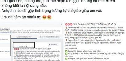 Tổng hợp những lỗi Facebook không được phê duyệt trong ngành làm đẹp