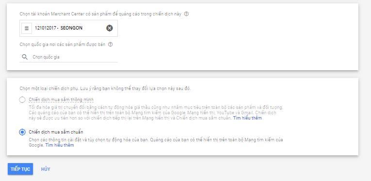 hướng dẫn cài đặt google shopping từ a-z toppick.vn 7