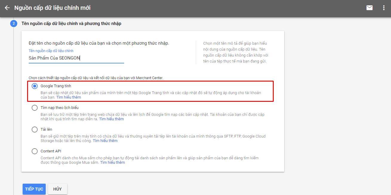 hướng dẫn cài đặt google shopping từ a-z toppick.vn 5